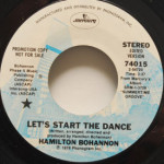 Hamilton Bohannon - Let's Start The Dance