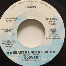 Clover - Hearts Under Fire