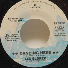 Lee Eldred - Dancing Here