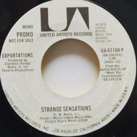 Exportations - Strange Sensations