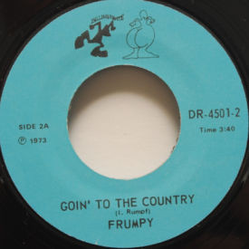 Frumpy - By The Way/Goin' To The Country