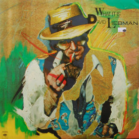 David Liebman - What It Is