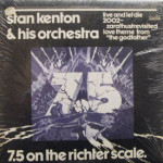 Stan Kenton - 7.5 On The Richter Scale - SIS