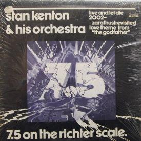 Stan Kenton - 7.5 On The Richter Scale – SIS