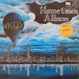 V/A - WKQX Hometown Album – SIS