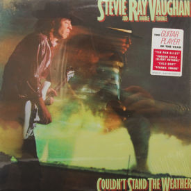 Stevie Ray Vaughan - Couldn't Stand The Weather – SIS