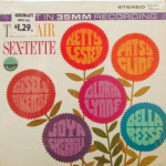 Della Reese/Patsy Cline/Ketty Lester/Joya Sherrill - The Fair Sex-tette