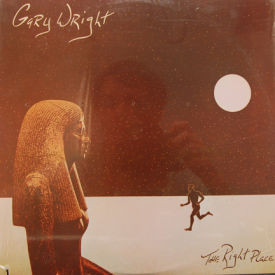 Gary Wright - The Right Place – SEALED