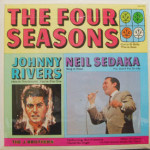 Four Seasons/Johnny Rivers/J Brothers/Neil Sedaka - Four Seasons/Johnny Rivers/J Brothers/Neil Sedaka