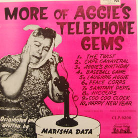 Marisha Data - More Of Aggie's Telephone Gems