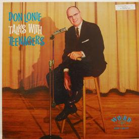 Don Lonie - Don Lonie Talks With Teenagers