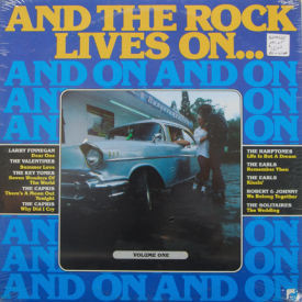 V/A - And The Rock Lives On Vol. 1 – SEALED