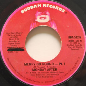 Monday After - Merry Go Round
