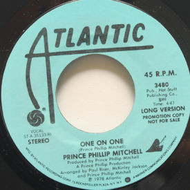 Prince Phillip Mitchell - One On One