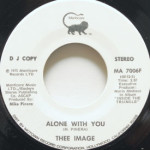 Thee Image - Alone With You
