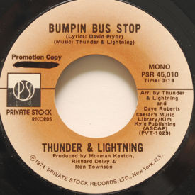 Thunder & Lightning - Bumpin Bus Stop