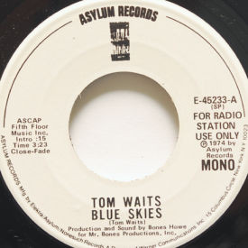 Tom Waits - Blue Skies