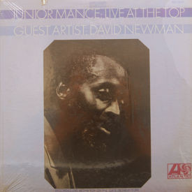 Junior Mance - Live At The Top