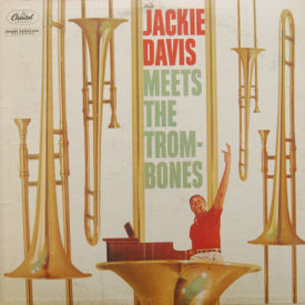 Jackie Davis - Meets The Trombones – SIS
