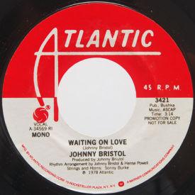 Johnny Bristol - Waiting On Love