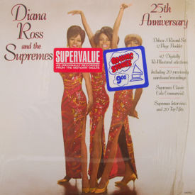 Diana Ross And The Supremes - 25th Anniversary – SIS