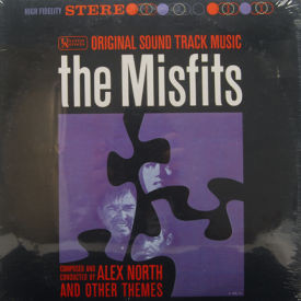 Alex North - The Misfits – SEALED
