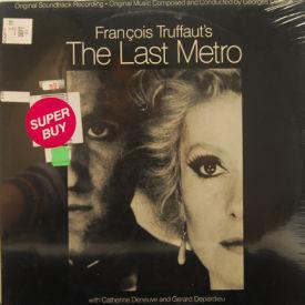 Georges Delerue - The Last Metro – SEALED
