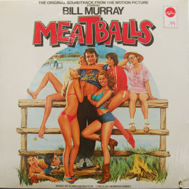 Soundtrack - Meatballs – SEALED