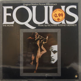 Richard Rodney Bennett - Equus – SEALED