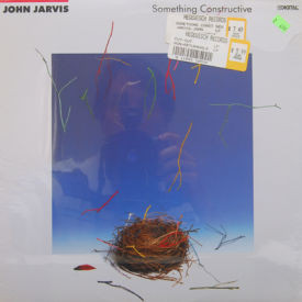 John Jarvis - Something Constructive – SEALED