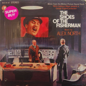 Alex North - Shoes Of The Fisherman – SIS