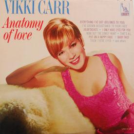 Vicki Carr - Anatomy Of Love