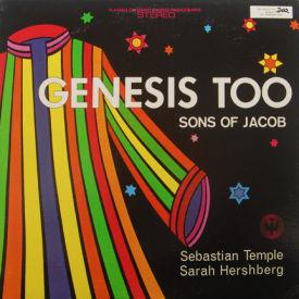 Sebastian Temple/Sarah Hershberg - Genesis Too – Sons Of Jacob