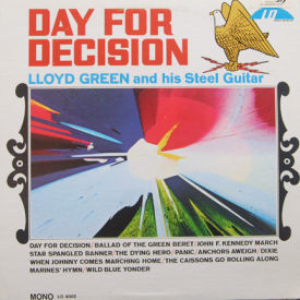 Lloyd Green - Day For Decision
