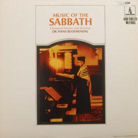Dr. Hans Bloemendal - Music Of The Sabbath