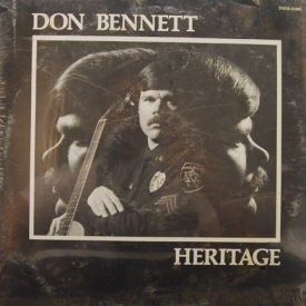 Don Bennett - Heritage – SEALED