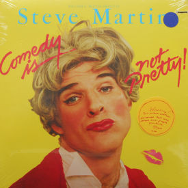 Steve Martin - Comedy Is Not Pretty – SEALED