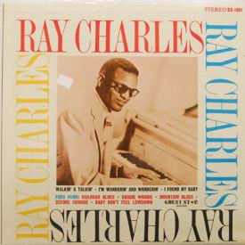 Ray Charles/Fred Dunn - Ray Charles – SEALED