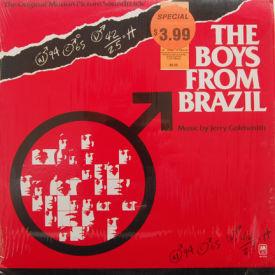 Jerry Goldsmith - Boys From Brazil