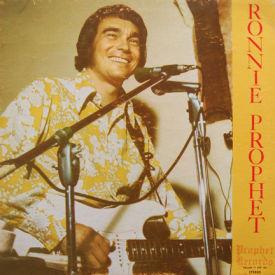 Ronnie Prophet - Ronnie Prophet – AUTOGRAPHED