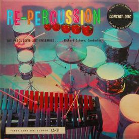 Richard Schory/Percussive Art Ensemble - Re-Percussion
