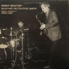 Ron Enyard/Paul Plummer Quartet - Detroit Opium Den