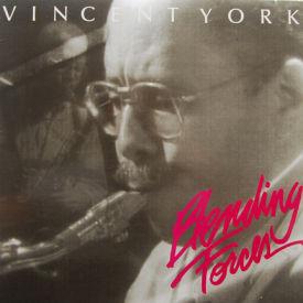 Vincent York - Blending Forces – AUTOGRAPHED