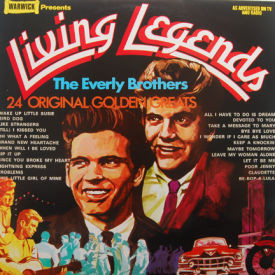 Everly Brothers - Living Legends – 24 Original Golden Greats