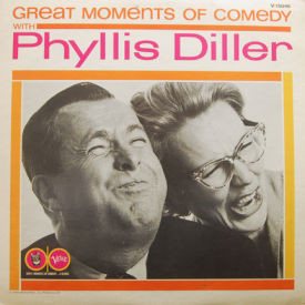 Phyllis Diller - Great Moments Of Comedy