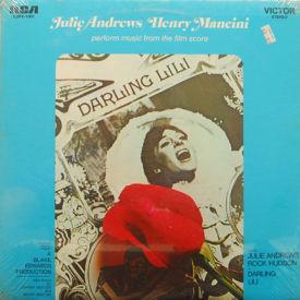 Julie Andres/Henry Mancini - Darling Lili – SEALED