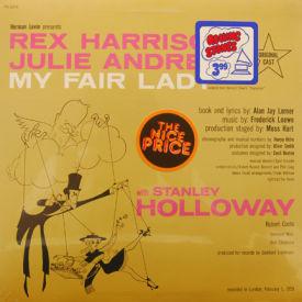 Julie Andrews/Rex Harrison - My Fair Lady – SEALED