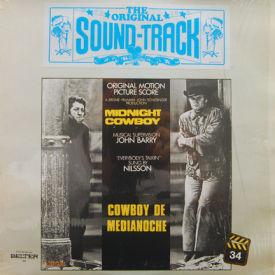 Soundtrack - Midnight Cowboy