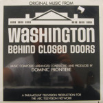 Dominic Frontiere - Washington Behind Closed Doors - SEALED