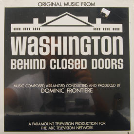 Dominic Frontiere - Washington Behind Closed Doors – SEALED